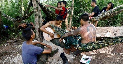 Sieben Caritas-Mitarbeiter in Myanmar verhaftet