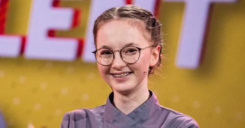 Kunstwerke, zu schön zum Anbeißen: 15-Jährige begeisterte im TV