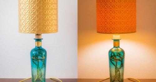 Flaschen-Upcycling: Diese Designer-Lampen haben es in sich