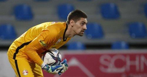 AEK Athen lockt Salzburgs Goalie Cican Stankovic