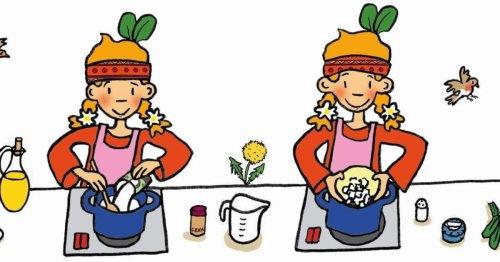 So machst du schnell ein einfaches Spinatcurry