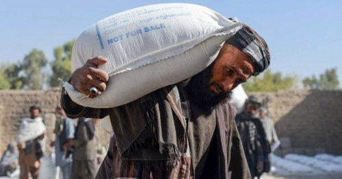 Hälfte der afghanischen Bevölkerung wird ab November hungern