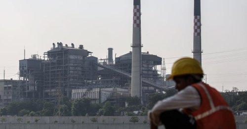 Indische Kraftwerke haben nur noch Kohle für fünf Tage