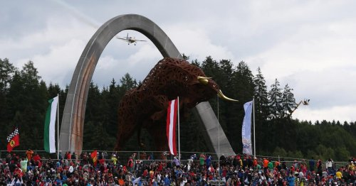 Ruhe vor dem Sturm: Aufregung in Spielberg vor beiden Grands Prix