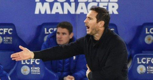 """""""Lauffaul"""": Chelsea-Coach Frank Lampard gibt seinen Spielern die Schuld"""