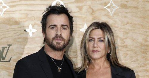 """""""Wir lieben uns"""": Justin Theroux über Beziehung zu Ex Jennifer Aniston"""