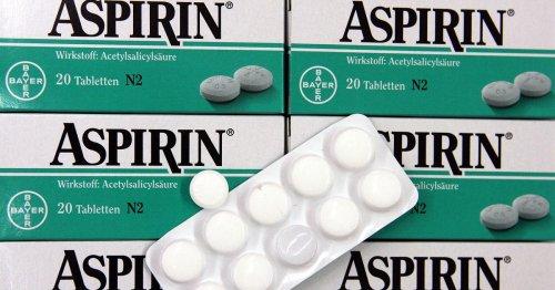 Kehrtwende: Aspirin zur Herzinfarkt-Vorbeugung nicht mehr empfohlen