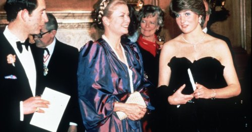 Grace Kellys ominöse Warnung an Diana, die sich bewahrheiten sollte