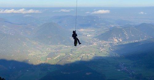 Vollkasko-Mentalität am Berg: Wanderer müssen Hubschraubereinsatz bezahlen