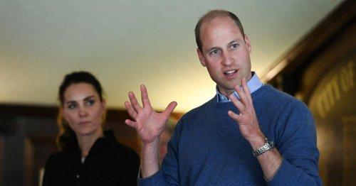 Beängstigendes Schulerlebnis: Prinz William in Sorge um Sohn George