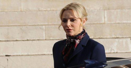Video von Fürstin Charlène aufgetaucht: Was ist bloß mit ihrem Gesicht los?