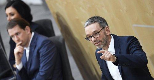 Kein Impfzwang: Kickl fordert vom Kanzler eine Garantie