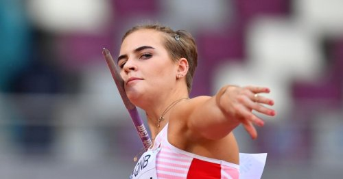 Rekordfrau Victoria Hudson: Vom Operationstisch zu Olympia