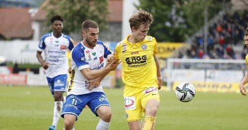 Play-off-Halbfinale live: So steht es bei Hartberg gegen Austria