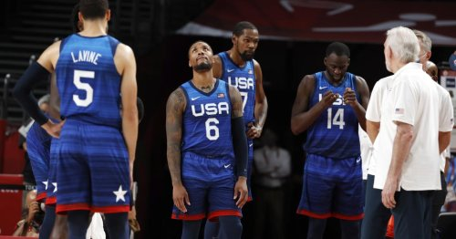 Historische Olympia-Pleite: US-Basketballer verloren erstmals seit 2004