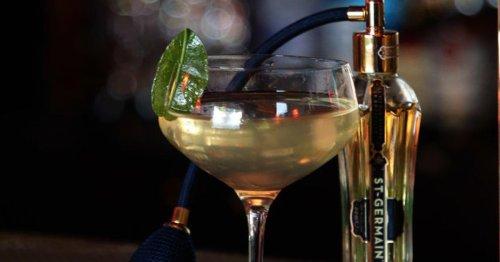 Ab in den Feierabend - mit dem Floralito- Cocktail