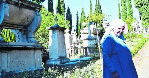 Die Eremitin von Florenz war einmal Uniprofessorin und verheiratet