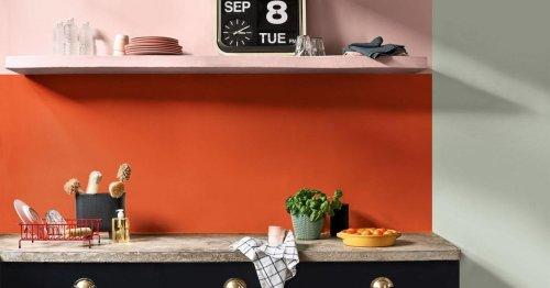 Interieur-Fans setzen jetzt auf einen ganz bestimmten Orange-Ton