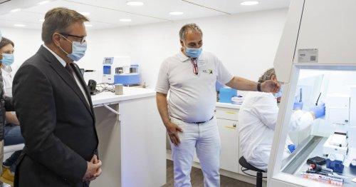 Wichtigstes PCR-Labor für Land Tirol in Erklärungsnot