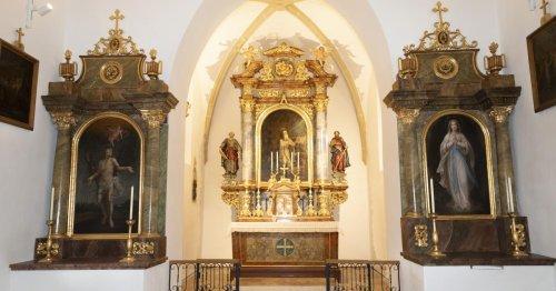 Älteste Kirche in Krems erstrahlt in neuem Glanz