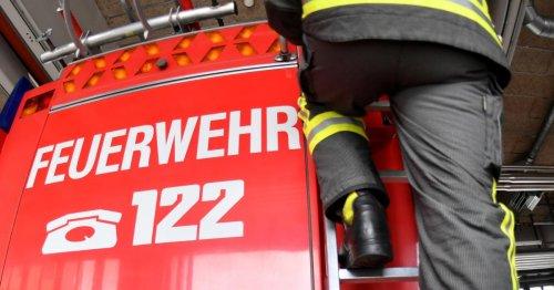 Unwetter über St. Pölten: Feuerwehren stehen im Einsatz