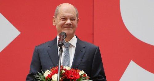 SPD gewinnt Bundestagswahl + Erste Rücktrittsforderung an Laschet