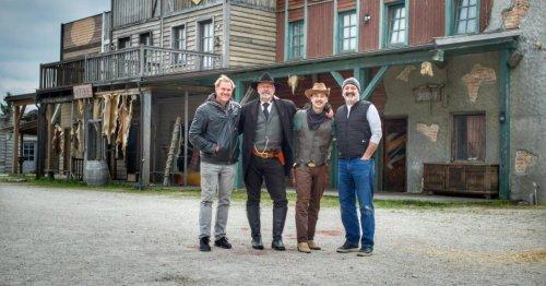US-Schauspielstars zogen fünf Wochen in Westernstadt in NÖ ein