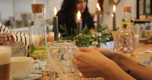 Knüpfen, dekorieren und dabei entspannen