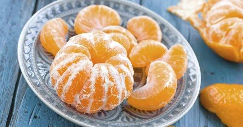 Warum Sie ab morgen täglich oranges Obst essen sollten