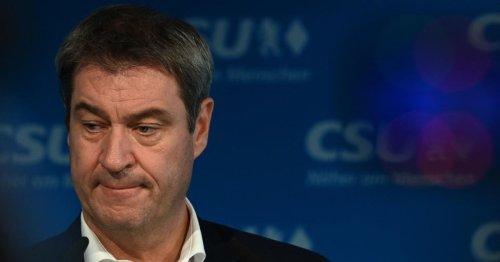 CSU: Steht Söders One-Man-Show vor dem Aus?