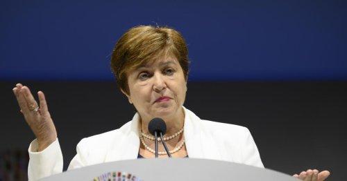 Geschöntes Länder‐Ranking bringt IWF‐Chefin Georgieva unter Druck