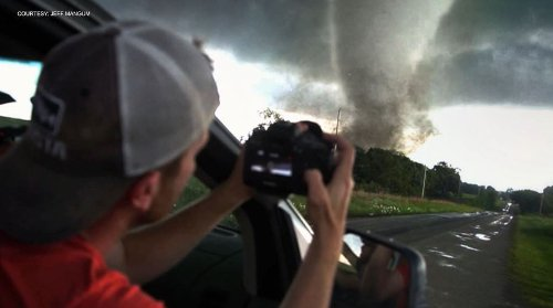 Report: Tornado frequency dropping in Texas as 'tornado alley' shifts