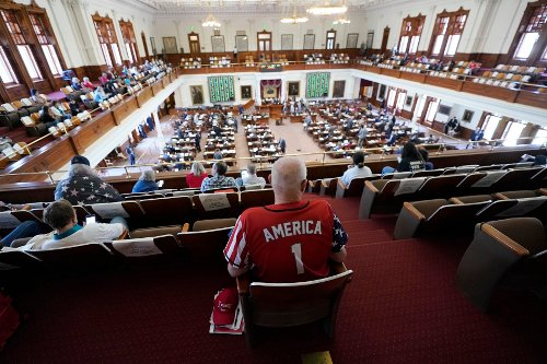 State of Texas: Conflict at the Capitol and talking Texas transportation