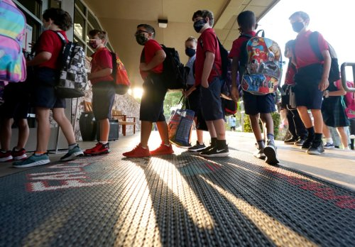 Wimberley parents unenroll students because of COVID concerns, district losing $300,000 in state funding