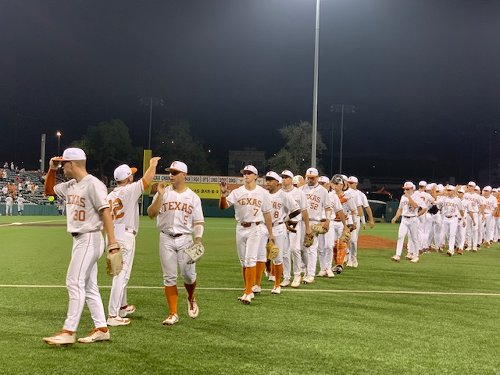 Texas' opponent all set, Longhorns will face South Florida in the super regional