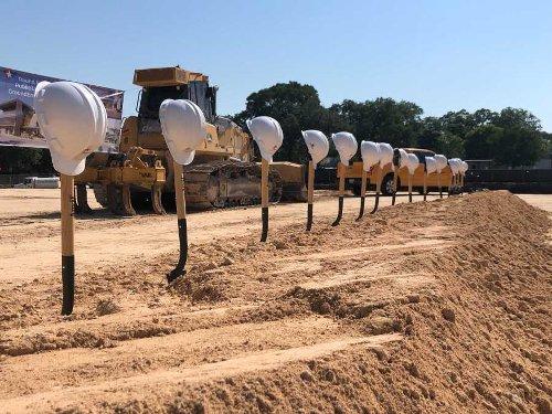 Round Rock breaks ground on new $30 million library