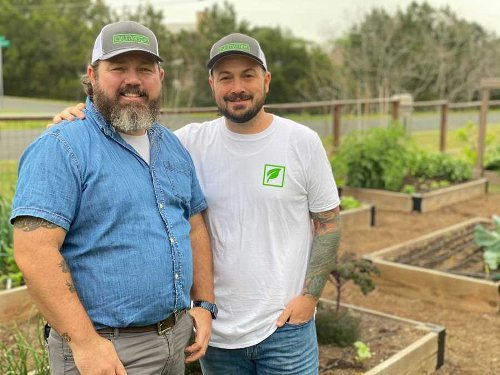 Central Texas brothers develop app to assist people with gardening at home