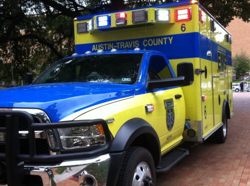 Child taken to hospital with critical injuries after vehicle-pedestrian incident in south Austin