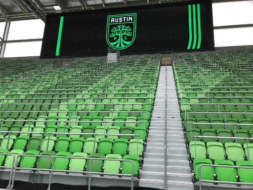 'This is Austin history': Austin FC president reflects as team gears up for first match vs. LA FC