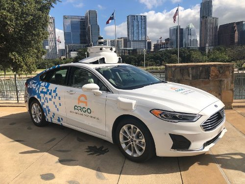 Wonder when driverless cars could deliver your groceries? City of Austin works to pave the way
