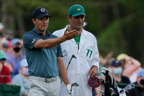 Jordan Spieth finishes with another top 5 at the Masters