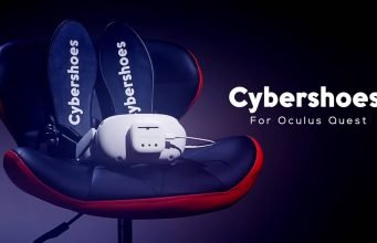 Cybershoes for Oculus Quest Now Available on Amazon US