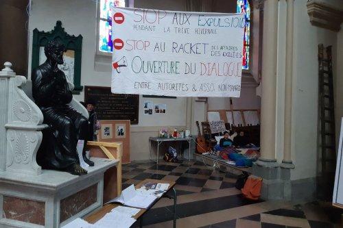 À Calais, une « grève de l'espoir » pour les exilés