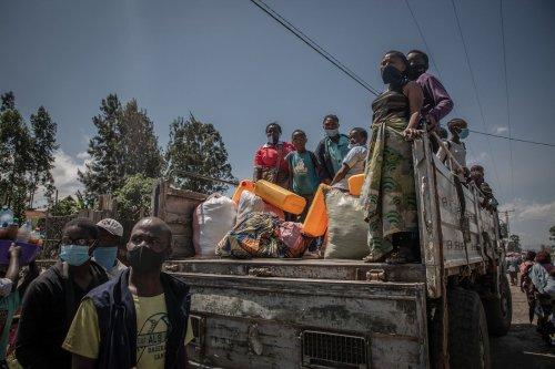 RD-Congo : « Il y a un problème humanitaire sérieux », témoigne l'évêque de Goma