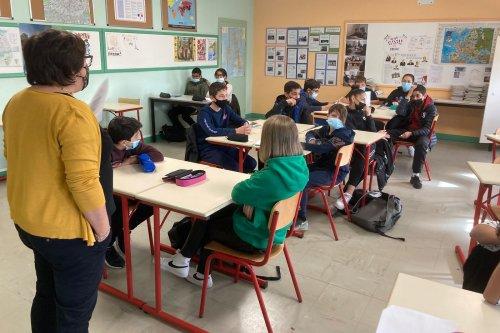 À Joué-lès-Tours, un hommage à Samuel Paty dans l'intimité des classes