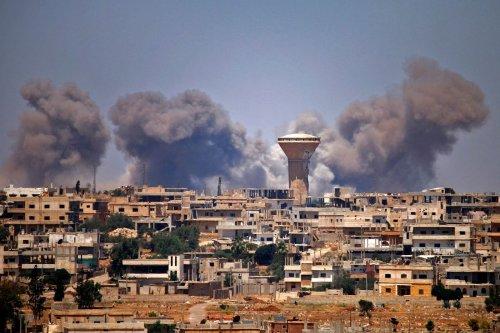 Syrie : offensive de l'armée sur Deraa, dernière poche rebelle dans le sud