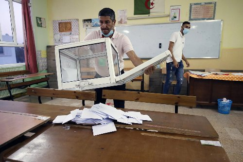 En Algérie, un rejet massif des élections législatives