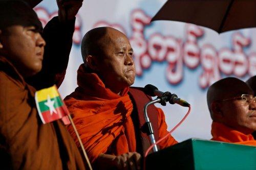 Birmanie : la junte militaire libère un moine ultra-nationaliste