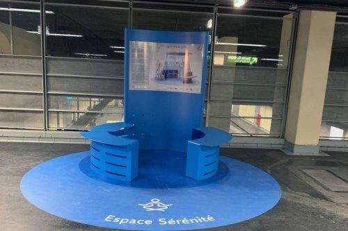 À Lyon, la « Ligne bleue » améliore l'expérience des personnes autistes dans les transports