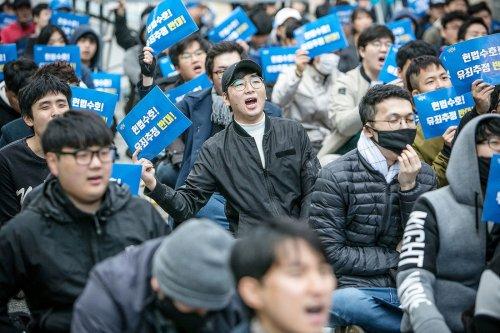 En Corée du Sud, l'antiféminisme fait recette